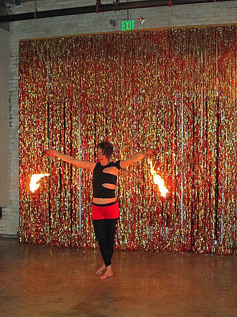 Acrobat Fire Dancer - 2 IMG_3620